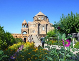 Regal Monastery in Armenia